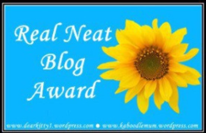 The Real Neat Blog Award